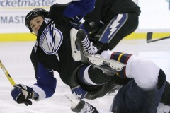 Thrashers Lightning Hockey