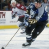 13 Nov 1998:  Defenseman Mike McBain #2 of the Tampa Bay Lightning in action during the game against the Colorado Avalanche at the McNichols Arena in Denver, Colorado. The Avalanche defeated the Lightning 8-1. Mandatory Credit: Brian Bahr  /Allsport